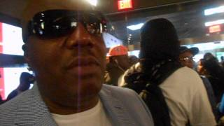 Comedian Earthquake Got Nothing But Jokes at Think Like a Man Too NY Premiere