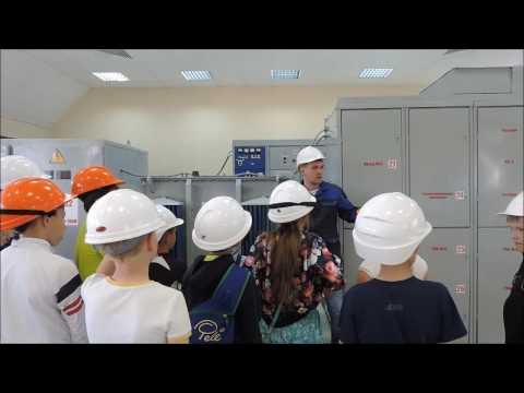 Экскурсия 3 го отряда лагеря РАДУГА ЧУДЕС г  Карпинска МБОУ СОШ № 2