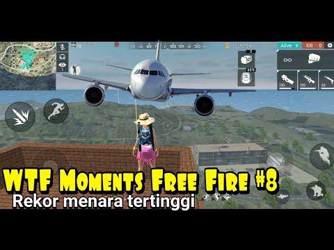 WTF Moments Free Fire #8 Rekor Menara Tertinggi