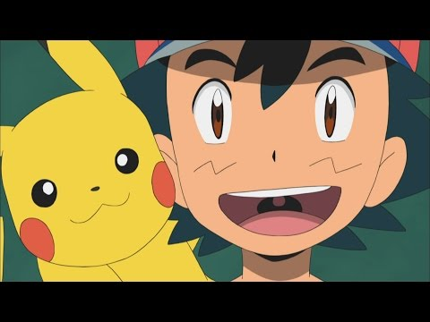 The Pokémon anime is getting a facelift, for better or worse