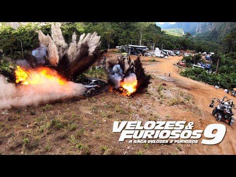 VELOZES & FURIOSOS 9 – ADRENALINA TOTAL (Universal Pictures) HD