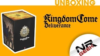 Kingdom Come - Deliverance - Unboxing