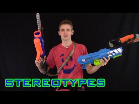 Nerf Stereotypes Wannabe Operator Doovi
