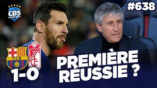 FC Barcelone vs Grenade (1-0) / Liverpool vs Man. United (2-0) - Débrief / Replay #638 - #CD5