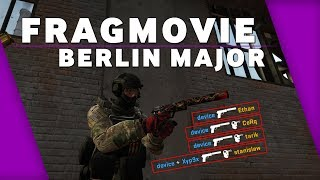 StarLadder Berlin CS:GO Major 2019 Frag Movie | Betway