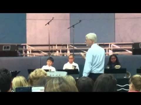Redlands Adventist Academy Spring Element  Concert