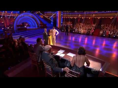 Jacoby Jones & Karina - Quickstep - DWTS-16-Week 6