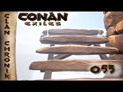 Conan Exiles | CLAN Chronik EP53: Stairway to Heaven
