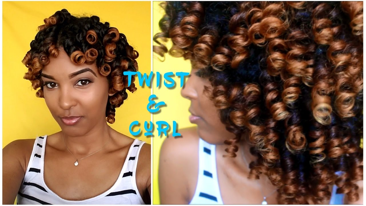 Crochet Braids Medium Havana Mambo Twist Out