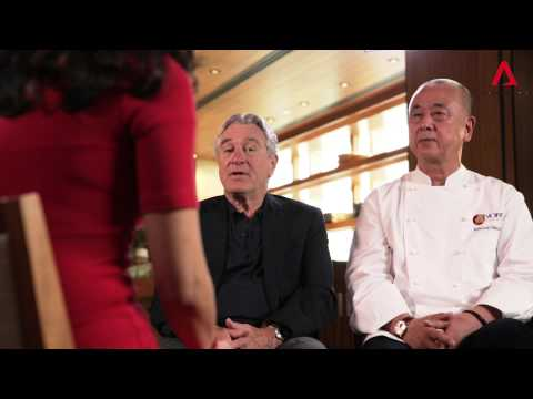 Conversation With: Nobu Robert De Niro On Acting