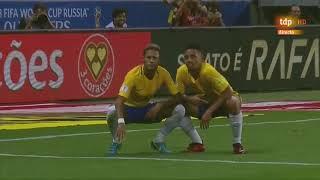 Brasil vs Chile 3-0