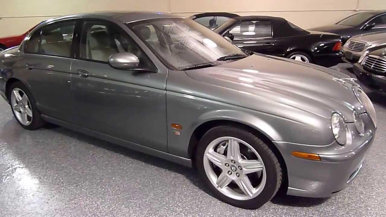 2003 jaguar s type 4dr sedan v8 r supercharged sold 2327 plymouth mi 48170 youtube. Black Bedroom Furniture Sets. Home Design Ideas