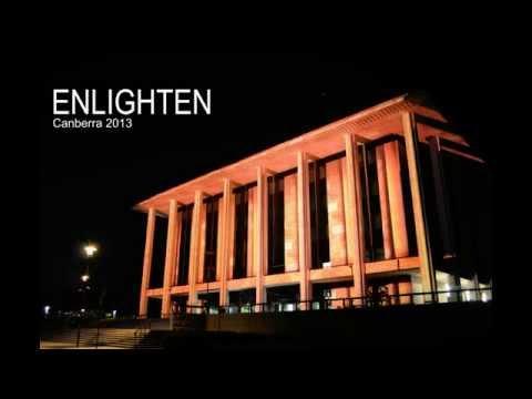 Enlighten Canberra 2013; National Library