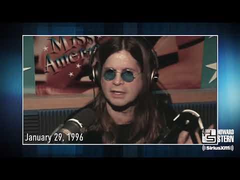 Sharon Osbourne on Ozzy's Rehab Stint
