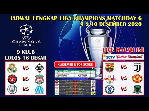 Hasil Liga Champions Tadi Malam Liverpool Vs Ajax Uefa Champions League 2020 Youtube
