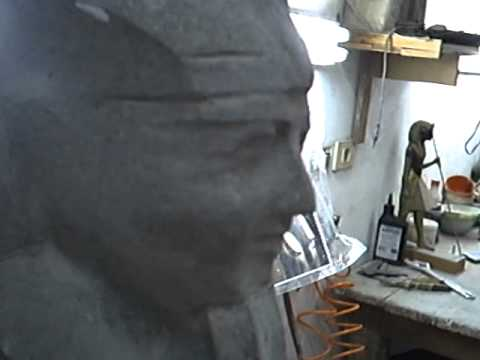 carving granite,basalt statues in egypt by wagdy fathy e mail peter. pavly@yahoo com tel 0174555439