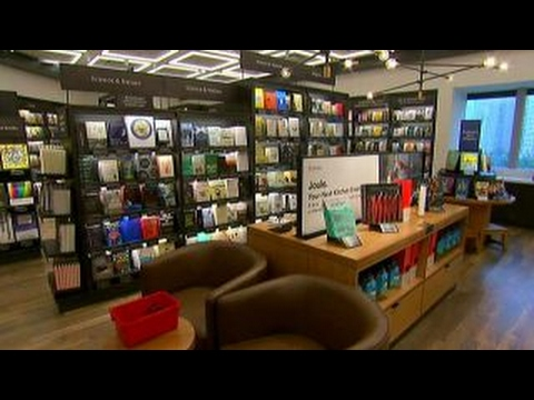 First Amazon store opens in New York City