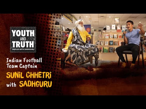 Sunil Chhetri in Conversation With Sadhguru