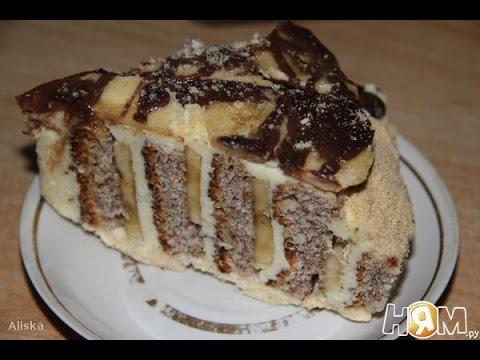 торт улитка рецепт