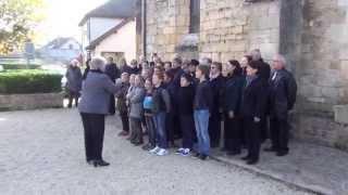 La  Marseillaise  à Saint Julien De Lampon