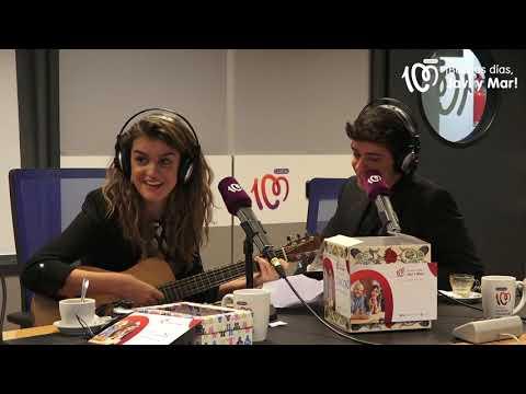 Alfred y Amaia se preparan para Eurovisión en ¡Buenos días, Javi y Mar!