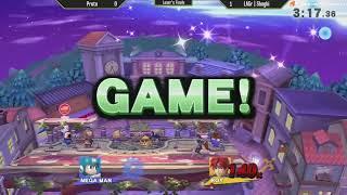 ESV Smash 4 Weekly #5 - LAGr   Shoghi (Robin, Roy) vs C5   Proto (Megaman) - Loser's Finals