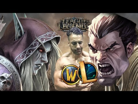 LEAGUE OF WARCRAFT