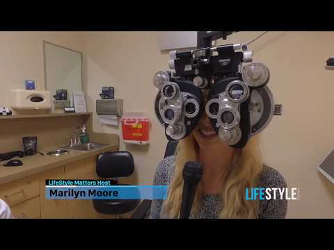EYE-Q Eye Exam And What To Expect With Dr. Barrón