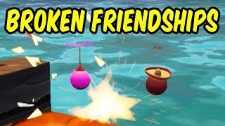 Broken Friendships - Golf It Funny Moments