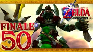 The Legend of Zelda: Ocarina of Time 3D - FINALE - GANON