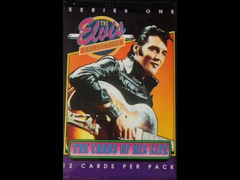 What's Inside - The Elvis Collection Trading Cards Series 1 (1992, Elvis Presley Enterprises)