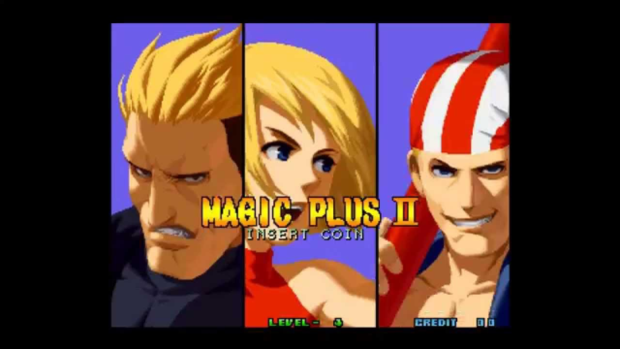 Kof 2002 magic for Android - APK Download