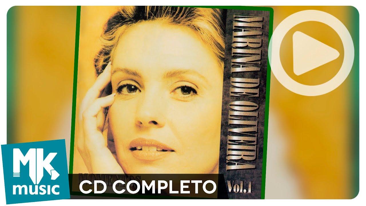 Marina de Oliveira - Momentos Vol.1 (CD COMPLETO)