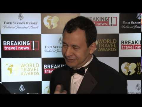 Mustapha Henini, general manager, Fraser Suites Doha
