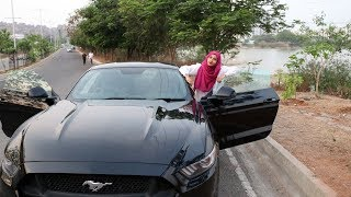THE MUSTANG SURPRISE... || Mahreen Syed