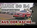 Tony BOOST | Audi 80 B4 Competition - Schrottplatzfund