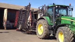 Brony hydraulicznie składane 18 polowe z włóką Agregat uprawowy Budowa bron Kuźmicz Dzierzgoń