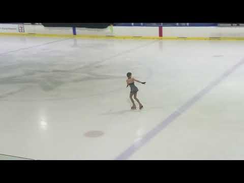 4/2018- SamiGrace 2018 Skate Dallas Juvenile Short Program