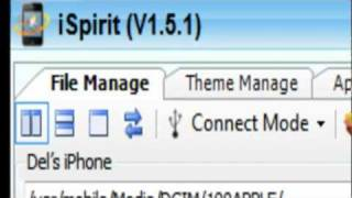 iSPIRIT 1.5.1 FOR JAILBROKEN IDEVICES