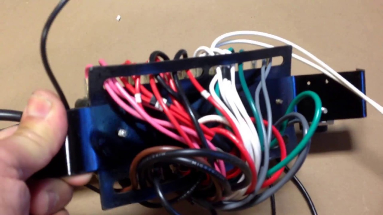 Alfa Romeo 2600 Zagato New Wiring Harness Youtube