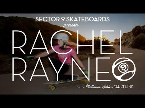 Rachel Rayne Rides the Faultline