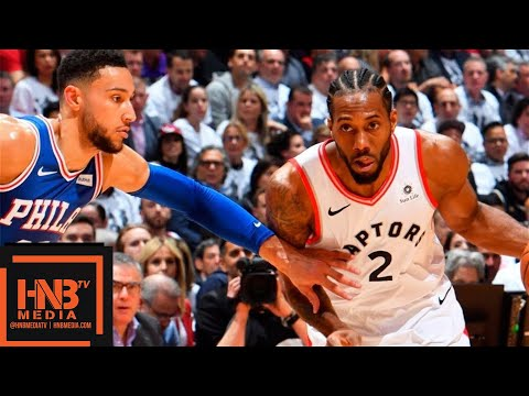 toronto-raptors-vs-philadelphia-sixers---game-2---full-game-highlights-|-2019-nba-playoffs