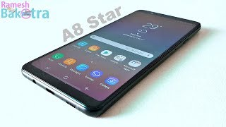 Samsung Galaxy A8 Star Unboxing and Full Review