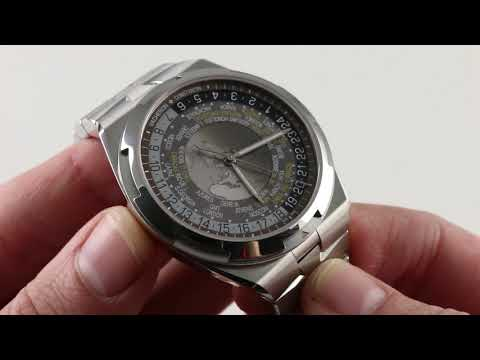 Vacheron Constantin Overseas World Time 7700V/110A-B176 Luxury Watch Review