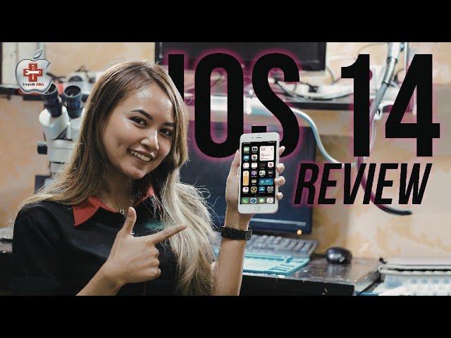iOS 14 Rilis - Review Fitur Terbaru