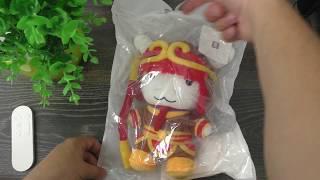 🐇 Плюшевый Кролик Сяоми 25 см / Xiaomi MiTu Rabbit Toy ► Посылка из Китая / AliExpress