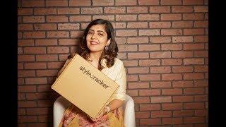 Team Miss Malini's Rashmi Daryanani Unboxes her StyleCracker Box!