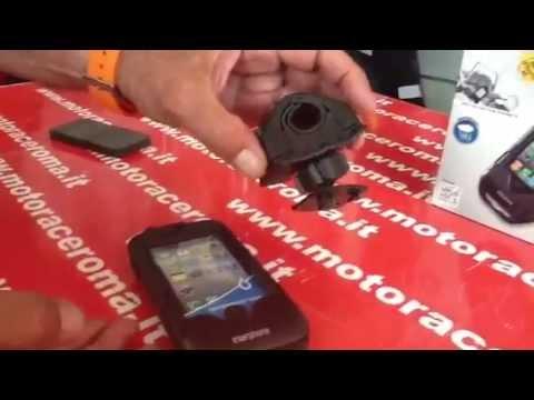 custodia subacquea iphone 4 cellular line