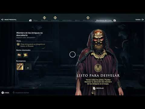 Assassin's Creed Odyssey - Pitias el Arquitecto [Orden del Dominio] thumbnail