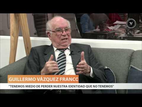 Guillermo Vázquez Franco en El Observador TV